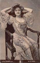 the202271 - Theater Actor / Actress Old Vintage Antique Postcard Post Card, Postales, Postkaarten, Kartpostal, Cartes, Postkarte, Ansichtskarte
