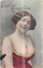 the203029 - Theater Actor / Actress Old Vintage Antique Postcard Post Card, Postales, Postkaarten, Kartpostal, Cartes, Postkarte, Ansichtskarte