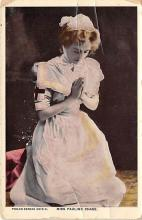 the203060 - Theater Actor / Actress Old Vintage Antique Postcard Post Card, Postales, Postkaarten, Kartpostal, Cartes, Postkarte, Ansichtskarte
