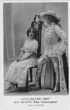 the203070 - Theater Actor / Actress Old Vintage Antique Postcard Post Card, Postales, Postkaarten, Kartpostal, Cartes, Postkarte, Ansichtskarte