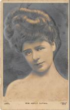the203105 - Theater Actor / Actress Old Vintage Antique Postcard Post Card, Postales, Postkaarten, Kartpostal, Cartes, Postkarte, Ansichtskarte
