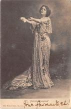 the203155 - Theater Actor / Actress Old Vintage Antique Postcard Post Card, Postales, Postkaarten, Kartpostal, Cartes, Postkarte, Ansichtskarte