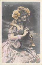 the204111 - Theater Actor / Actress Old Vintage Antique Postcard Post Card, Postales, Postkaarten, Kartpostal, Cartes, Postkarte, Ansichtskarte