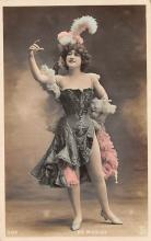 the204158 - Theater Actor / Actress Old Vintage Antique Postcard Post Card, Postales, Postkaarten, Kartpostal, Cartes, Postkarte, Ansichtskarte