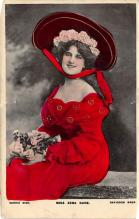 the204172 - Theater Actor / Actress Old Vintage Antique Postcard Post Card, Postales, Postkaarten, Kartpostal, Cartes, Postkarte, Ansichtskarte