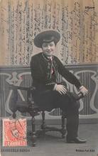 the204184 - Theater Actor / Actress Old Vintage Antique Postcard Post Card, Postales, Postkaarten, Kartpostal, Cartes, Postkarte, Ansichtskarte