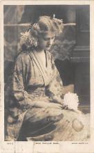the204187 - Theater Actor / Actress Old Vintage Antique Postcard Post Card, Postales, Postkaarten, Kartpostal, Cartes, Postkarte, Ansichtskarte