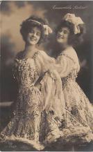 the204207 - Theater Actor / Actress Old Vintage Antique Postcard Post Card, Postales, Postkaarten, Kartpostal, Cartes, Postkarte, Ansichtskarte