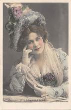 the204217 - Theater Actor / Actress Old Vintage Antique Postcard Post Card, Postales, Postkaarten, Kartpostal, Cartes, Postkarte, Ansichtskarte