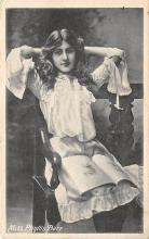 the204226 - Theater Actor / Actress Old Vintage Antique Postcard Post Card, Postales, Postkaarten, Kartpostal, Cartes, Postkarte, Ansichtskarte