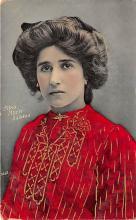 the204251 - Theater Actor / Actress Old Vintage Antique Postcard Post Card, Postales, Postkaarten, Kartpostal, Cartes, Postkarte, Ansichtskarte