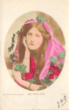 the204252 - Theater Actor / Actress Old Vintage Antique Postcard Post Card, Postales, Postkaarten, Kartpostal, Cartes, Postkarte, Ansichtskarte