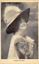 the204282 - Theater Actor / Actress Old Vintage Antique Postcard Post Card, Postales, Postkaarten, Kartpostal, Cartes, Postkarte, Ansichtskarte
