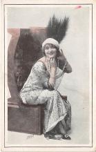 the204283 - Theater Actor / Actress Old Vintage Antique Postcard Post Card, Postales, Postkaarten, Kartpostal, Cartes, Postkarte, Ansichtskarte