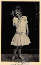 the205027 - Theater Actor / Actress Old Vintage Antique Postcard Post Card, Postales, Postkaarten, Kartpostal, Cartes, Postkarte, Ansichtskarte
