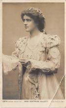 the205044 - Theater Actor / Actress Old Vintage Antique Postcard Post Card, Postales, Postkaarten, Kartpostal, Cartes, Postkarte, Ansichtskarte