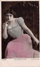 the205058 - Theater Actor / Actress Old Vintage Antique Postcard Post Card, Postales, Postkaarten, Kartpostal, Cartes, Postkarte, Ansichtskarte