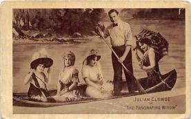 the205090 - Theater Actor / Actress Old Vintage Antique Postcard Post Card, Postales, Postkaarten, Kartpostal, Cartes, Postkarte, Ansichtskarte