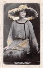 the206013 - Theater Actor / Actress Old Vintage Antique Postcard Post Card, Postales, Postkaarten, Kartpostal, Cartes, Postkarte, Ansichtskarte