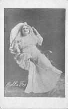 the206018 - Theater Actor / Actress Old Vintage Antique Postcard Post Card, Postales, Postkaarten, Kartpostal, Cartes, Postkarte, Ansichtskarte