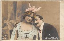 the206100 - Theater Actor / Actress Old Vintage Antique Postcard Post Card, Postales, Postkaarten, Kartpostal, Cartes, Postkarte, Ansichtskarte