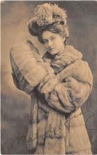 the207001 - Theater Actor / Actress Old Vintage Antique Postcard Post Card, Postales, Postkaarten, Kartpostal, Cartes, Postkarte, Ansichtskarte