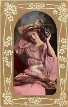the207017 - Theater Actor / Actress Old Vintage Antique Postcard Post Card, Postales, Postkaarten, Kartpostal, Cartes, Postkarte, Ansichtskarte