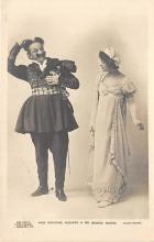 the207020 - Theater Actor / Actress Old Vintage Antique Postcard Post Card, Postales, Postkaarten, Kartpostal, Cartes, Postkarte, Ansichtskarte