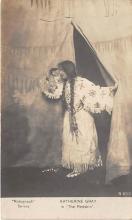 the207030 - Theater Actor / Actress Old Vintage Antique Postcard Post Card, Postales, Postkaarten, Kartpostal, Cartes, Postkarte, Ansichtskarte