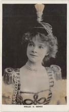 the207060 - Theater Actor / Actress Old Vintage Antique Postcard Post Card, Postales, Postkaarten, Kartpostal, Cartes, Postkarte, Ansichtskarte
