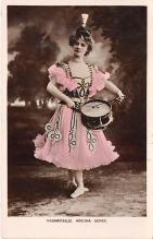 the207064 - Theater Actor / Actress Old Vintage Antique Postcard Post Card, Postales, Postkaarten, Kartpostal, Cartes, Postkarte, Ansichtskarte