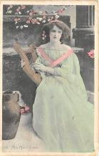 the207111 - Theater Actor / Actress Old Vintage Antique Postcard Post Card, Postales, Postkaarten, Kartpostal, Cartes, Postkarte, Ansichtskarte
