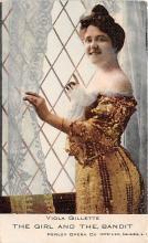 the207126 - Theater Actor / Actress Old Vintage Antique Postcard Post Card, Postales, Postkaarten, Kartpostal, Cartes, Postkarte, Ansichtskarte