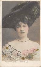 the208058 - Theater Actor / Actress Old Vintage Antique Postcard Post Card, Postales, Postkaarten, Kartpostal, Cartes, Postkarte, Ansichtskarte