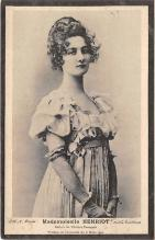 the208089 - Theater Actor / Actress Old Vintage Antique Postcard Post Card, Postales, Postkaarten, Kartpostal, Cartes, Postkarte, Ansichtskarte