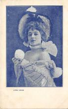 the208102 - Theater Actor / Actress Old Vintage Antique Postcard Post Card, Postales, Postkaarten, Kartpostal, Cartes, Postkarte, Ansichtskarte