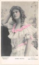 the209007 - Theater Actor / Actress Old Vintage Antique Postcard Post Card, Postales, Postkaarten, Kartpostal, Cartes, Postkarte, Ansichtskarte
