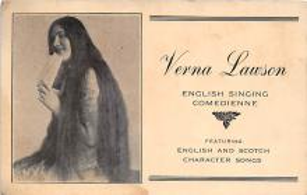 the212012 - Theater Actor / Actress Old Vintage Antique Postcard Post Card, Postales, Postkaarten, Kartpostal, Cartes, Postkarte, Ansichtskarte