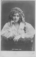 the212057 - Theater Actor / Actress Old Vintage Antique Postcard Post Card, Postales, Postkaarten, Kartpostal, Cartes, Postkarte, Ansichtskarte
