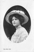 the212073 - Theater Actor / Actress Old Vintage Antique Postcard Post Card, Postales, Postkaarten, Kartpostal, Cartes, Postkarte, Ansichtskarte
