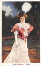 the212078 - Theater Actor / Actress Old Vintage Antique Postcard Post Card, Postales, Postkaarten, Kartpostal, Cartes, Postkarte, Ansichtskarte