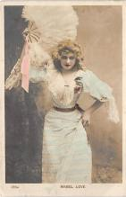 the212137 - Theater Actor / Actress Old Vintage Antique Postcard Post Card, Postales, Postkaarten, Kartpostal, Cartes, Postkarte, Ansichtskarte