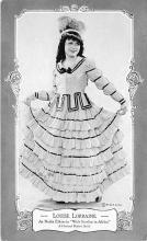 the212146 - Theater Actor / Actress Old Vintage Antique Postcard Post Card, Postales, Postkaarten, Kartpostal, Cartes, Postkarte, Ansichtskarte