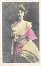 the212162 - Theater Actor / Actress Old Vintage Antique Postcard Post Card, Postales, Postkaarten, Kartpostal, Cartes, Postkarte, Ansichtskarte