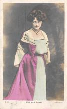 the213002 - Theater Actor / Actress Old Vintage Antique Postcard Post Card, Postales, Postkaarten, Kartpostal, Cartes, Postkarte, Ansichtskarte
