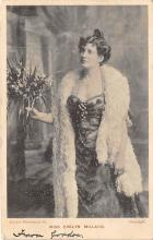 the213046 - Theater Actor / Actress Old Vintage Antique Postcard Post Card, Postales, Postkaarten, Kartpostal, Cartes, Postkarte, Ansichtskarte