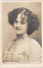 the213070 - Theater Actor / Actress Old Vintage Antique Postcard Post Card, Postales, Postkaarten, Kartpostal, Cartes, Postkarte, Ansichtskarte