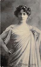 the213101 - Theater Actor / Actress Old Vintage Antique Postcard Post Card, Postales, Postkaarten, Kartpostal, Cartes, Postkarte, Ansichtskarte