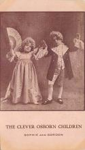 the215027 - Theater Actor / Actress Old Vintage Antique Postcard Post Card, Postales, Postkaarten, Kartpostal, Cartes, Postkarte, Ansichtskarte