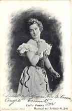 the216004 - Theater Actor / Actress Old Vintage Antique Postcard Post Card, Postales, Postkaarten, Kartpostal, Cartes, Postkarte, Ansichtskarte